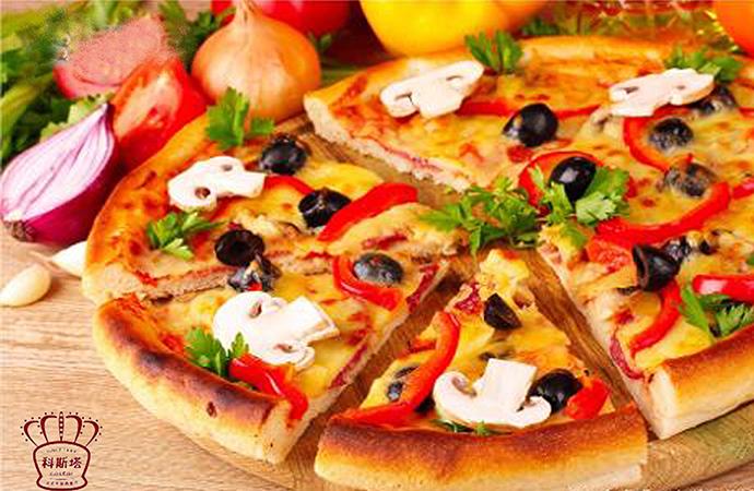 阳光田园披萨