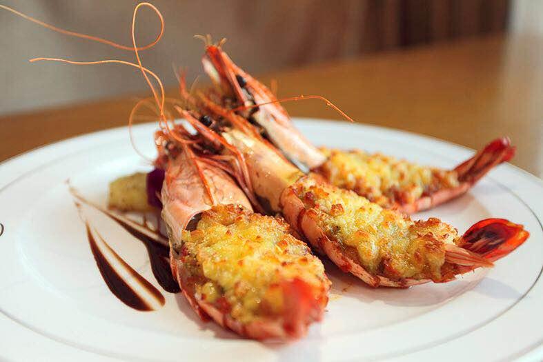 科斯塔法式焗虾