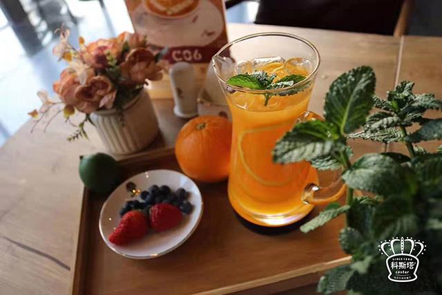 科斯塔牛排鲜榨果汁